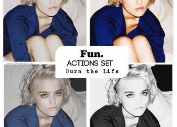 Fun Actions Set