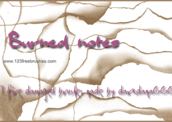 Burned Notes Edges