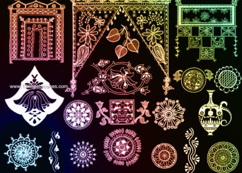 Indian Ornaments Designs
