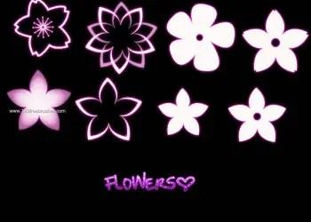 Flower Brushes Abr