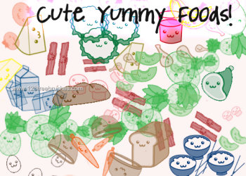 Cute Yummy Food