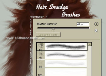 Hair Smudge