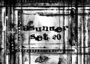 Dirty Grunge Set 20