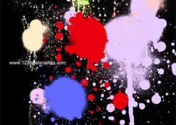 Paint Splat Sprays