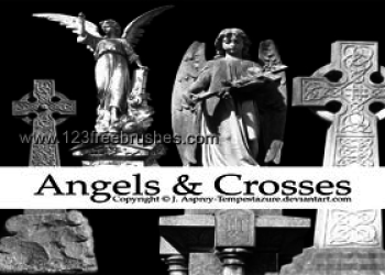 Angels and Crosses