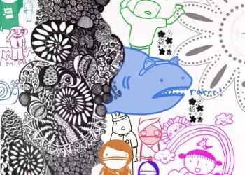 Doodle Decorations