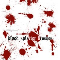 Blood Splatter 4