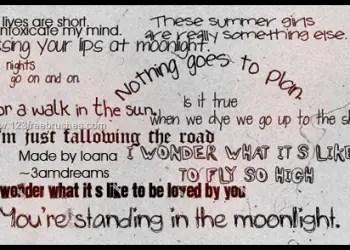 Mcfly Lyrics