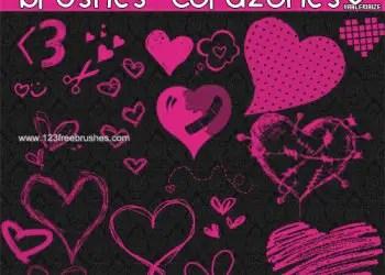 Love Doodle Heart