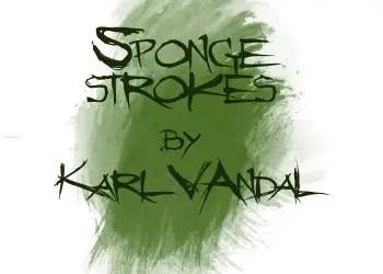 Sponge Stroke