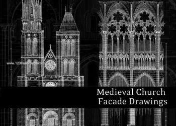 Medieval Church Facades