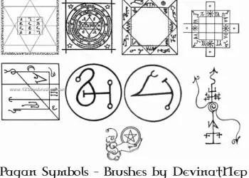Pagan Symbols 5