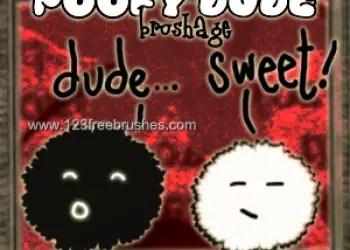 Poofy Dudes