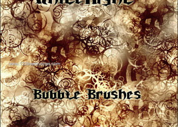 Abstract Brushes Pack