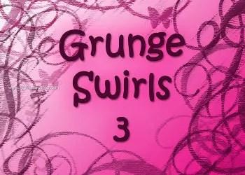 Grunge Swirl 3