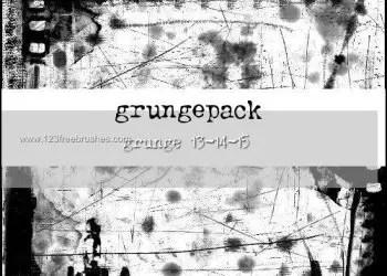 Grunge Pack 14