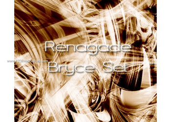 Renegade Abstract Brushes Set