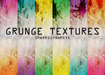 High-Res Grunge Texture 8