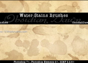 Water Stains