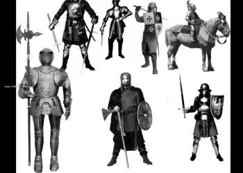 Knights Swords