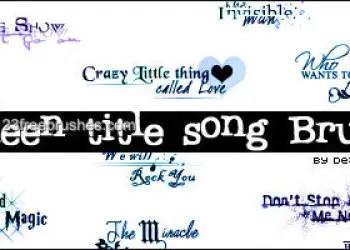 Queen Title Song