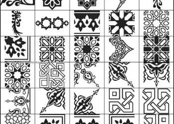 Arabesque Decorative Brushes Free