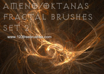 Abstract Brushes Photoshop Free Download
