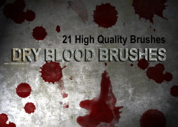 Dry Blood Mark