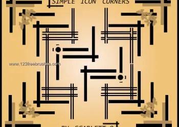 Icon Corners