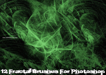 Fractal Brushes Photoshop Deviantart