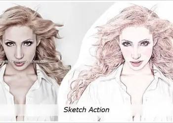 Photo To Pencil Sketch Photoshop