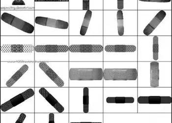 Band-Aid Brushes Photoshop