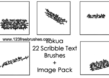 Scribble Text