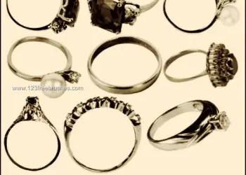 Wedding Golden Rings