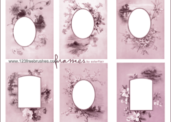 Flower Frames Pack