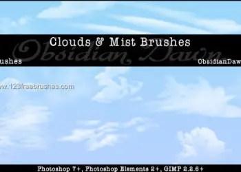 Clouds Mist