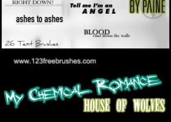 House of Wolves Lyrics