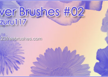 Cs3 Floral Brushes