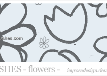 Flower Brushes Free