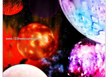 Spectacular Planets