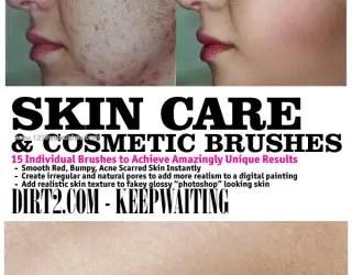 Skin Tone Swatches Download Photoshop Cs5 Brushes 123Freebrushes