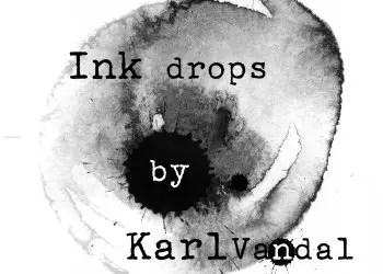 High Resolution Ink Drop