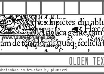 Olden Text