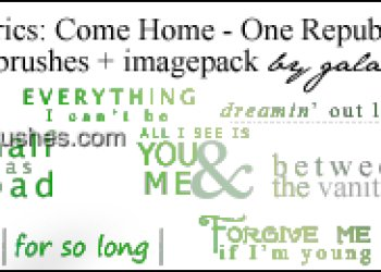 Come Home Lyrics
