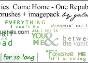Come Home Lyrics