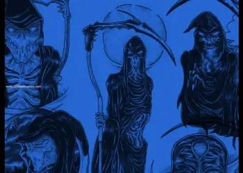 Grim Reaper Set