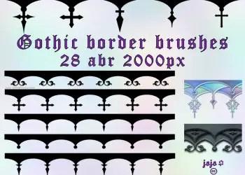 Gothic Border
