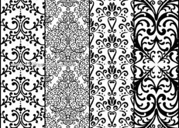 Damask Pattern 2