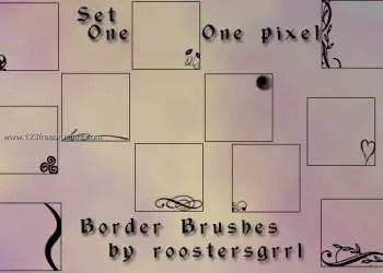 Pixel Border