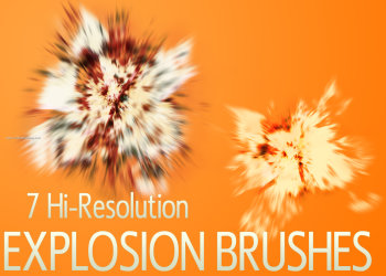 Hi-Res Explosion